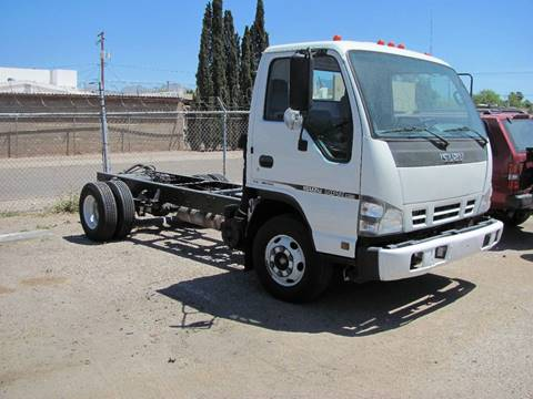 2007 Isuzu NPR for sale in Tucson AZ