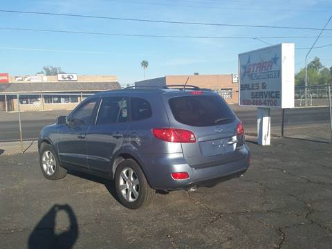 2009 Hyundai Santa Fe for sale in Tucson AZ
