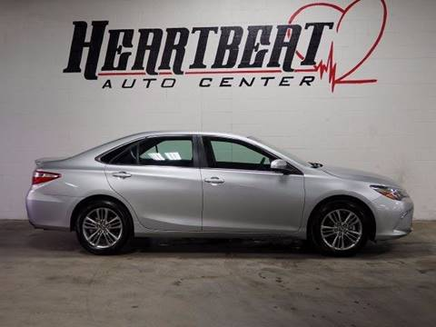 2017 Toyota Camry for sale in Tulsa, OK