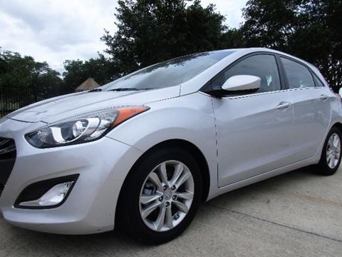 2014 Hyundai Elantra GT for sale in Dickinson, TX