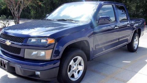 2012 Chevrolet Colorado for sale in Dickinson TX