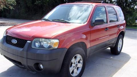 2006 Ford Escape for sale in Dickinson, TX