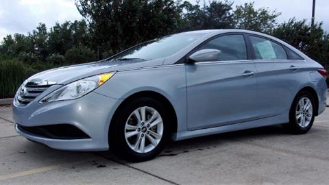 2014 Hyundai Sonata for sale in Dickinson TX