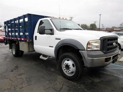 2006 Ford F-550 for sale in Moore, SC