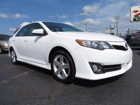2013 Toyota Camry for sale in Moore, SC
