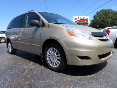 2010 Toyota Sienna for sale in Moore, SC