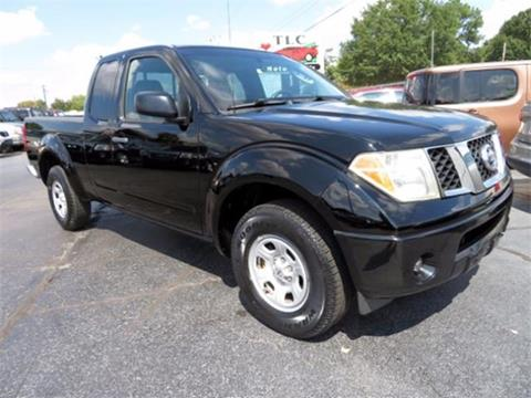 2007 Nissan Frontier for sale in Moore, SC