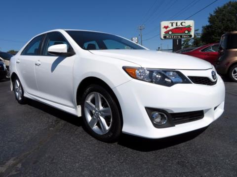 2014 Toyota Camry for sale in Moore, SC