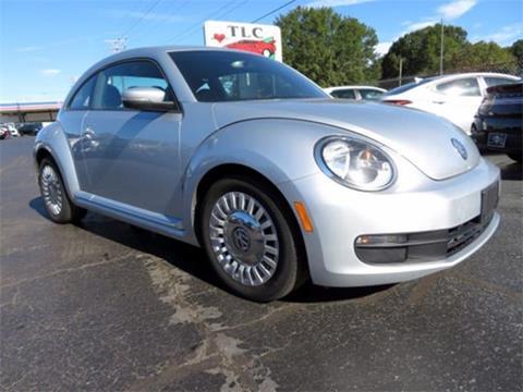 2014 Volkswagen Beetle for sale in Moore, SC