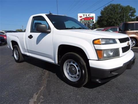 2012 Chevrolet Colorado for sale in Moore, SC