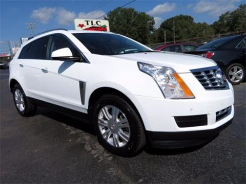 2014 Cadillac SRX for sale in Moore, SC