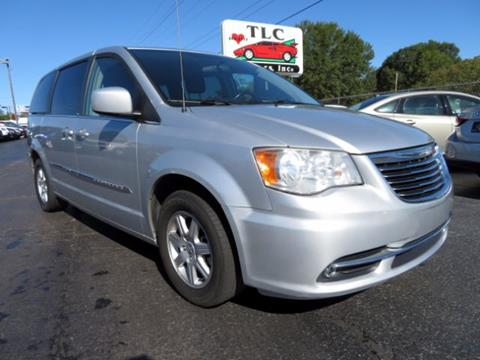 2011 Chrysler Town and Country for sale in Moore, SC