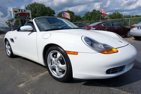 2002 Porsche Boxster for sale in Moore, SC