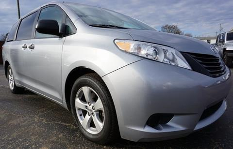 2017 Toyota Sienna for sale in Moore, SC