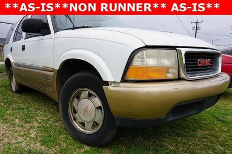 1999 GMC Jimmy for sale in Moore, SC