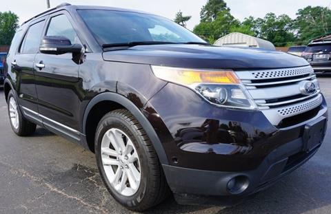 2013 Ford Explorer for sale in Moore, SC