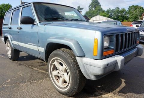 1999 Jeep Cherokee for sale in Moore, SC