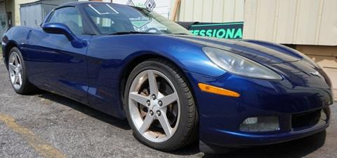 2005 Chevrolet Corvette for sale in Moore, SC