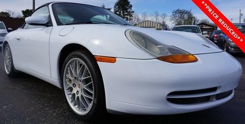 1999 Porsche 911 for sale in Moore, SC
