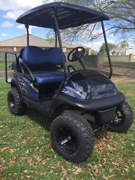 Blue Jet Graphic Cart for sale in Eunice, LA