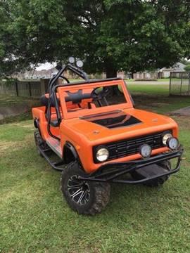 E-Z-GO Ford Bronco for sale in Eunice, LA