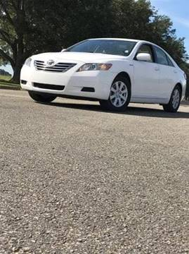 2007 Toyota Camry Hybrid for sale in Eunice, LA
