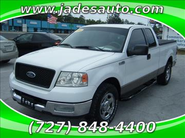 2004 Ford F-150 for sale in Port Richey, FL