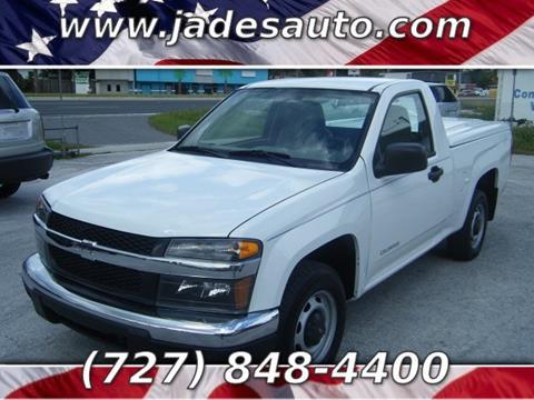 2005 Chevrolet Colorado for sale in Port Richey, FL
