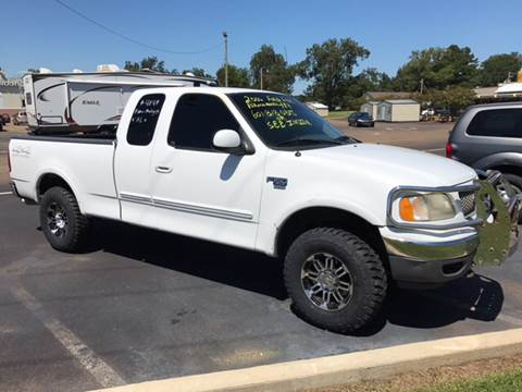2000 Ford F-150 for sale in Crystal Springs, MS
