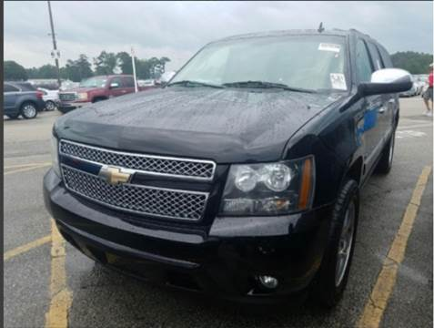 2009 Chevrolet Suburban for sale in Crystal Springs MS