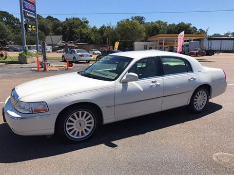 2005 Lincoln Town Car for sale in Crystal Springs MS