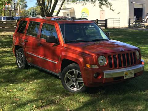 2009 Jeep Patriot for sale in Waterloo, IA