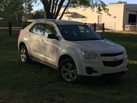 2012 Chevrolet Equinox for sale in Waterloo, IA