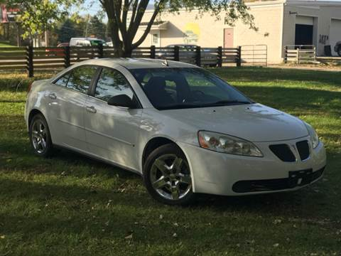 2009 Pontiac G6 for sale in Waterloo, IA