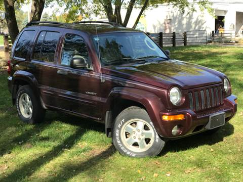 2004 Jeep Liberty for sale in Waterloo, IA