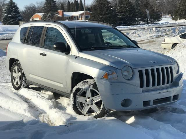 2007 Jeep Compass For Sale At Sunny Automotive In Waterloo IA