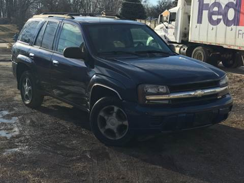 Used cars waterloo used pickups for sale des moines ia cedar rapids 2008 chevrolet trailblazer for sale at sunny automotive in waterloo ia publicscrutiny Choice Image
