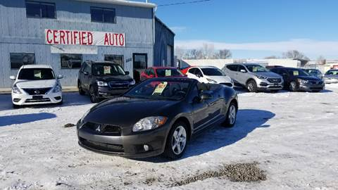 2010 Mitsubishi Eclipse Spyder For Sale In Billings, MT