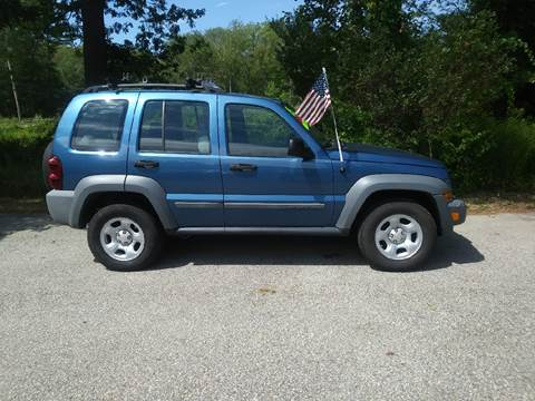 2005 Jeep Liberty for sale in Bellingham, MA