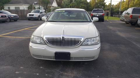 2007 Lincoln Town Car for sale in Cypress, TX