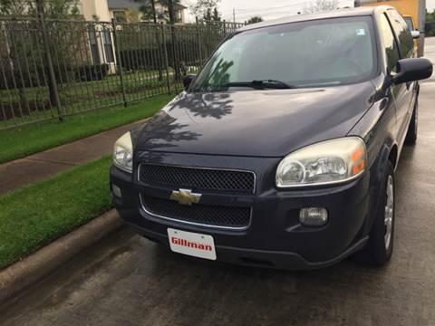 2008 Chevrolet Uplander for sale in Cypress, TX
