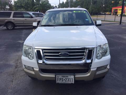 2007 Ford Explorer for sale in Cypress, TX