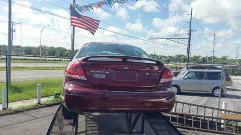 2006 Ford Taurus for sale in Tampa, FL