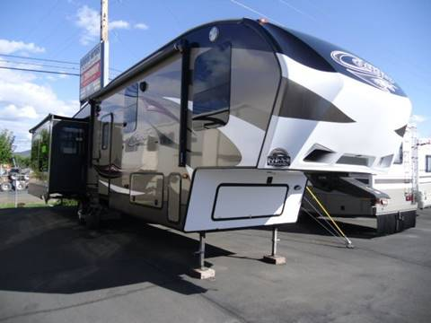 2015 Keystone Cougar 327RES for sale in Central Point, OR