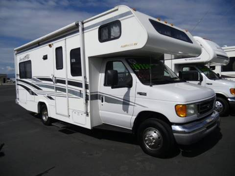 2003 Fleetwood Jamboree 24D for sale in Central Point, OR