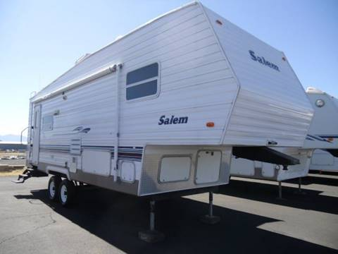 2003 Forest River Salem 27RLSS for sale in Central Point, OR