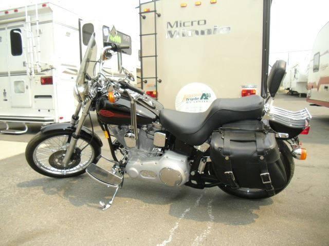 1999 Harley-Davidson FXST
