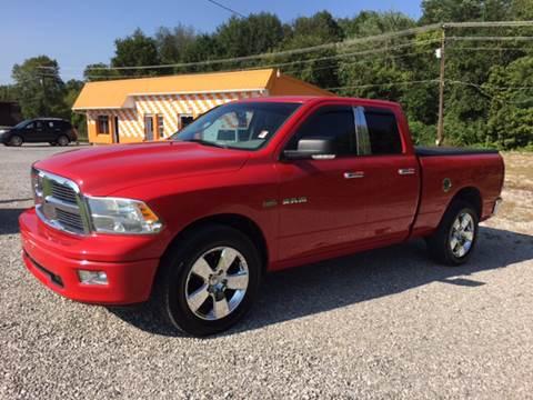 2010 Dodge Ram Pickup 1500 for sale in Livingston, TN