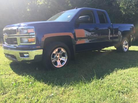 2014 Chevrolet Silverado 1500 for sale in Livingston, TN