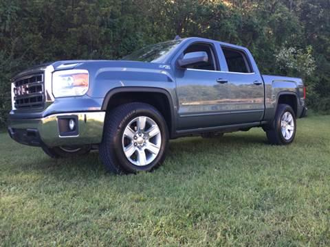 2014 GMC Sierra 1500 for sale in Livingston, TN